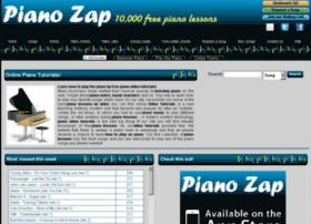 pianozap.com