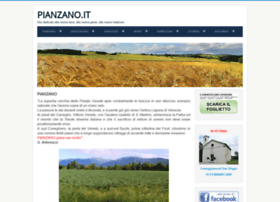 pianzano.it