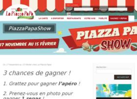 piazzapapashow.fr
