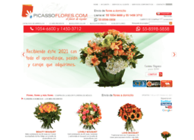 picassoflores.com