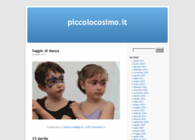 piccolocosimo.it