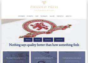 piccolopress.co.uk