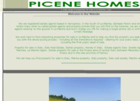 picenehomes.com