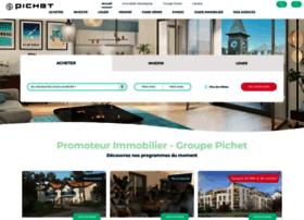 pichet-immobilier.fr