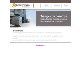 pichincha.multitrabajos.com