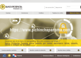 pichinchapanama.com