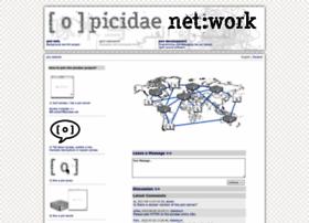 picidae.net