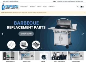 pickeringappliance.com