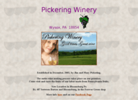 pickeringwinery.com