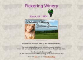 pickeringwinery.com