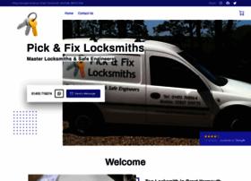 pickfixlocksmiths.co.uk