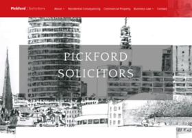 pickfordsolicitors.com