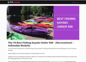 pickkayaks.com