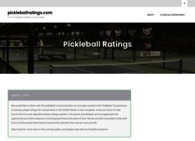 pickleballratings.com