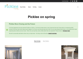 pickleeonspring.com