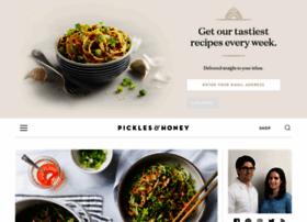 picklesnhoney.com
