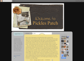 picklespatch-sonya.blogspot.com