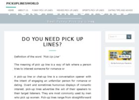 pickuplinesworld.com