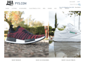 pickyourshoes.com