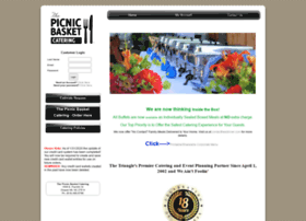 picnicbasket.catertrax.com