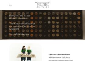 picniconthird.com