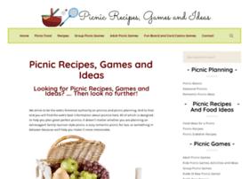 picnicrecipesandgames.com