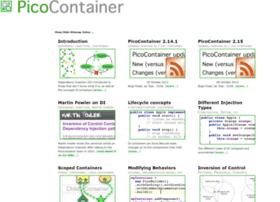 picocontainer.com