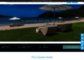 picosandshotel.com