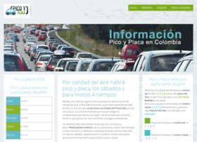 picoyplaca.info