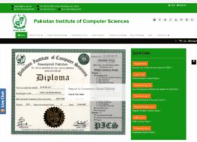 pics.edu.pk