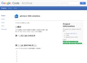 picture-360-rotation.googlecode.com