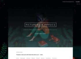 picturesquephysics.tumblr.com