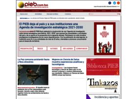 pieb.com.bo