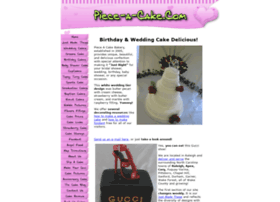 piece-a-cake.com