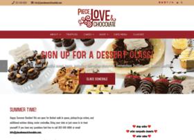 pieceloveandchocolate.com