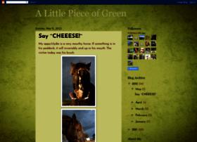 pieceofgreen.blogspot.com