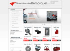 pieces-detachees-remorques.com