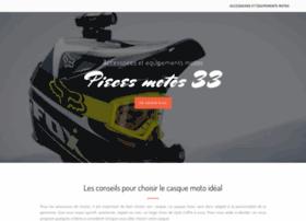 pieces-moto-33.com