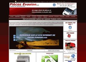 piecesevasion.com