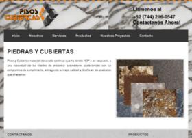 piedrasycubiertas.com