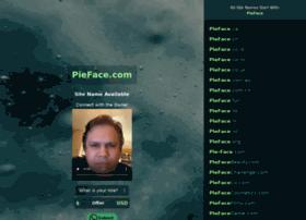 pieface.com