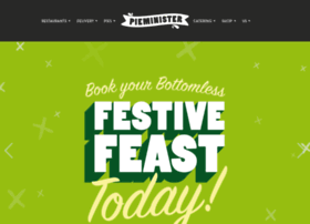 pieminister.co.uk