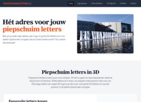 piepschuimletters.nl
