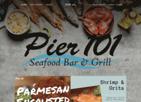 pier101seafood.com
