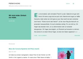 pieraskicks.blogspot.de