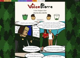 pierre.thecomicseries.com