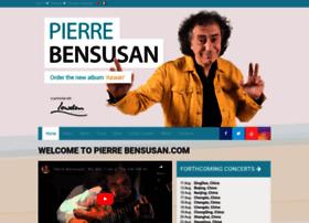 pierrebensusan.com
