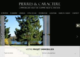 pierres-caractere-vendee.fr