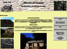 pierres-et-lauzes.com