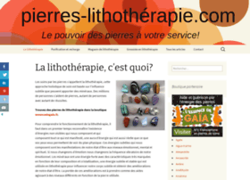 pierres-lithotherapie.com